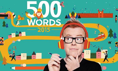 Radio 2'S 500 Word Competition Is Back...