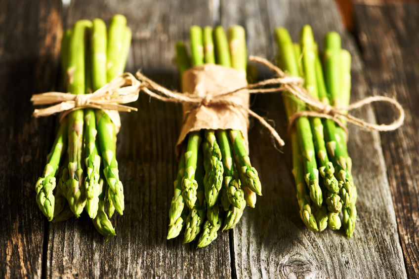 3 tasty asparagus recipes