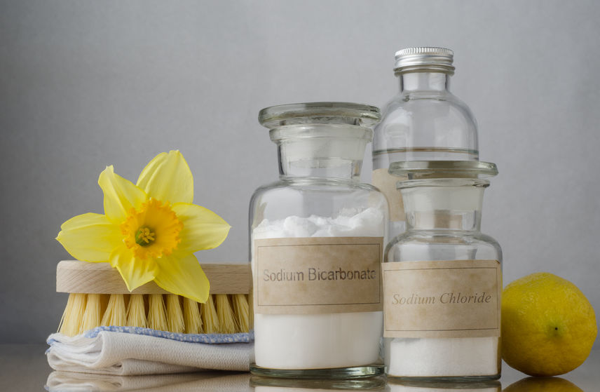Spring cleaning the natural way…