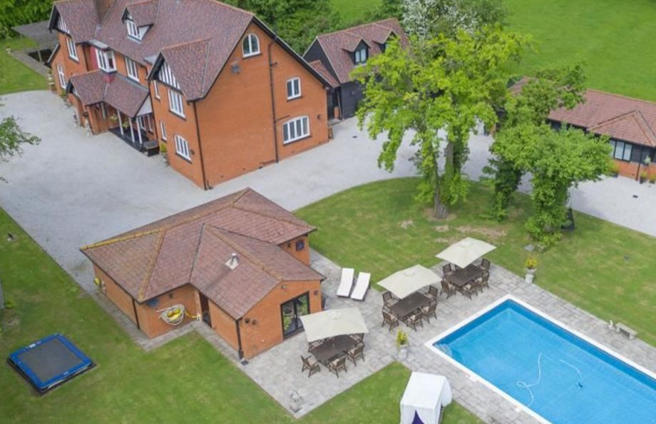 This week's property: Enjoy your very own swimming pool