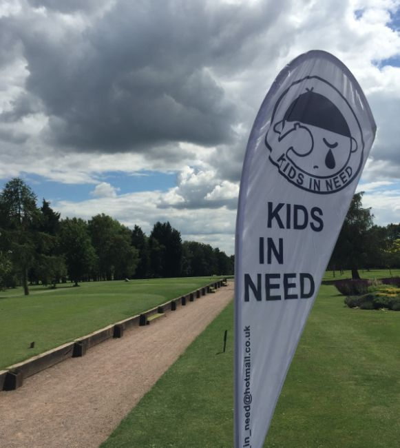 A hole in one for local charity