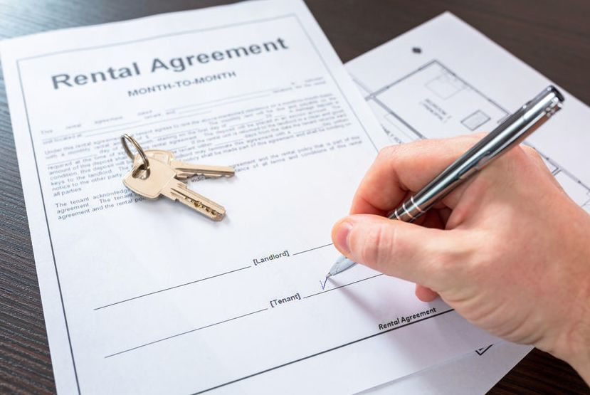 Landlord: changes to letting out property in England