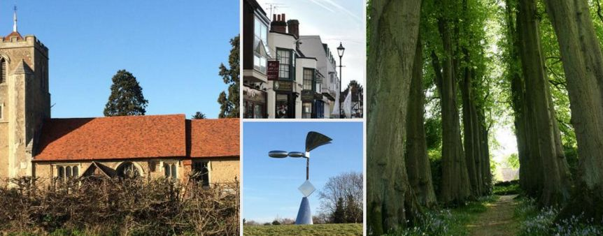 Harlow - one of five best places for commuters