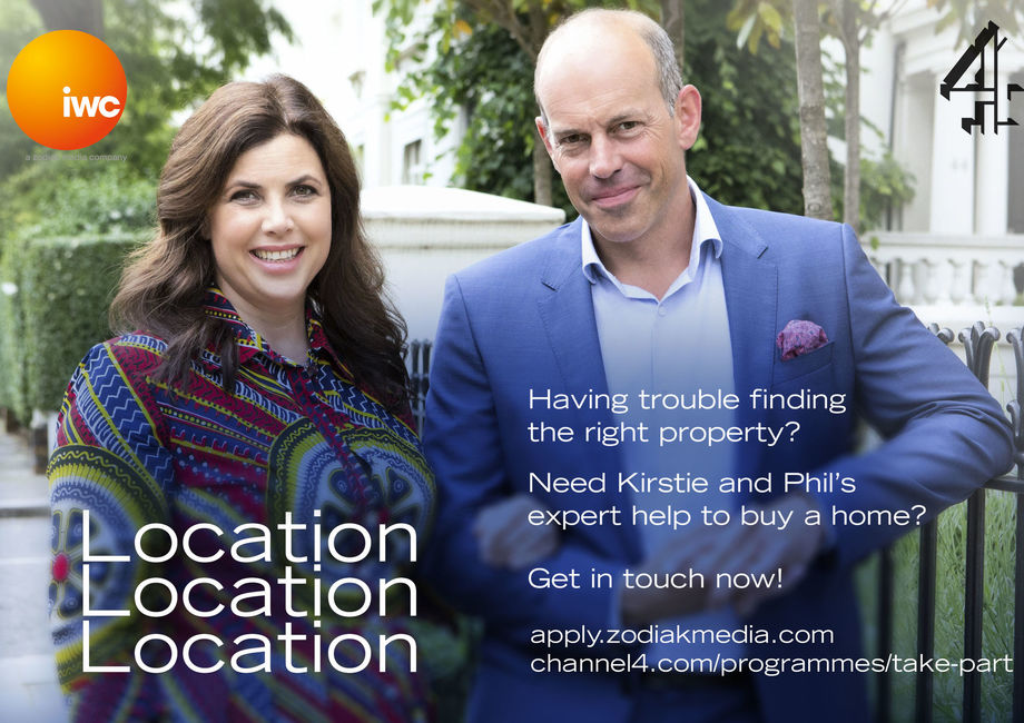 Channel 4's 'Location, Location, Location' are heading to Essex