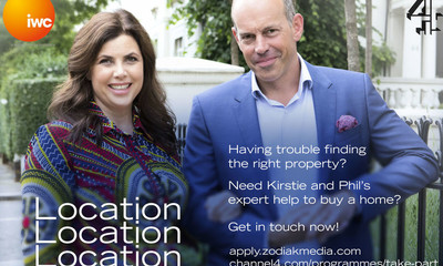Channel 4's 'Location, Location, Location' are heading Essex