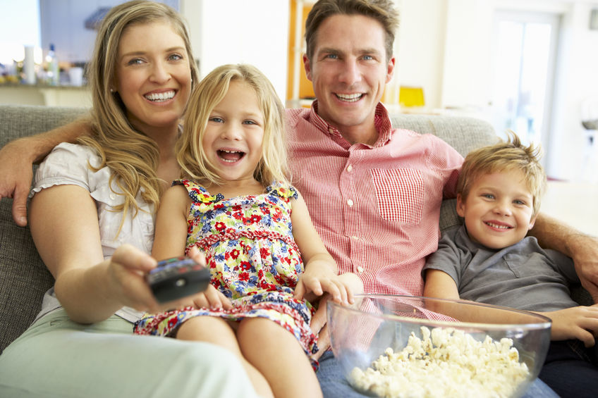 Celebrate World TV Day with your very own cinema room