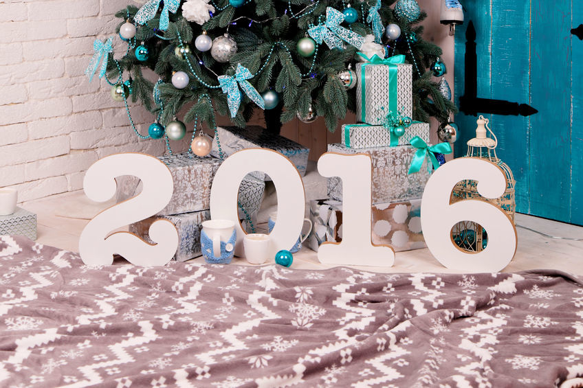 Deck the halls with bells and holly – how to create the perfect entrance