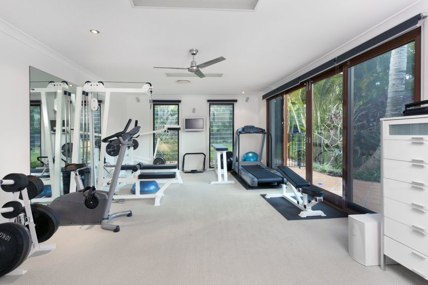 How to create the ideal home gym
