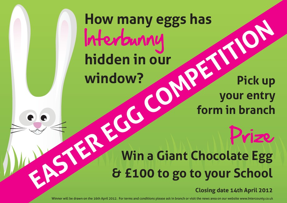 Interbunny - Easter Competition