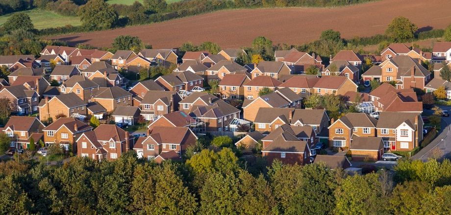 East of England property recorded the biggest annual increase in 2016
