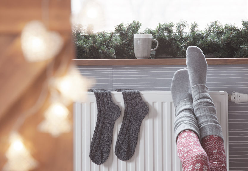 Renting a property: how to make the most of the central heating system