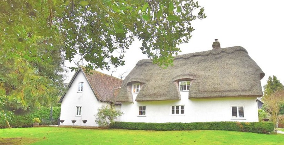 Featured property for sale: Thatch is back