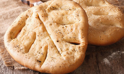 Bake up a Fougasse in this fabulous kitchen…
