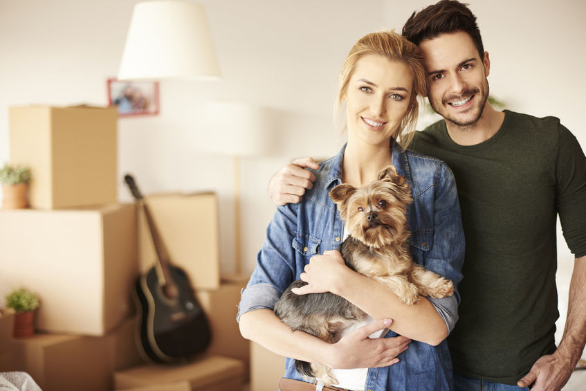 Equity in first time homes enables second steppers to move up