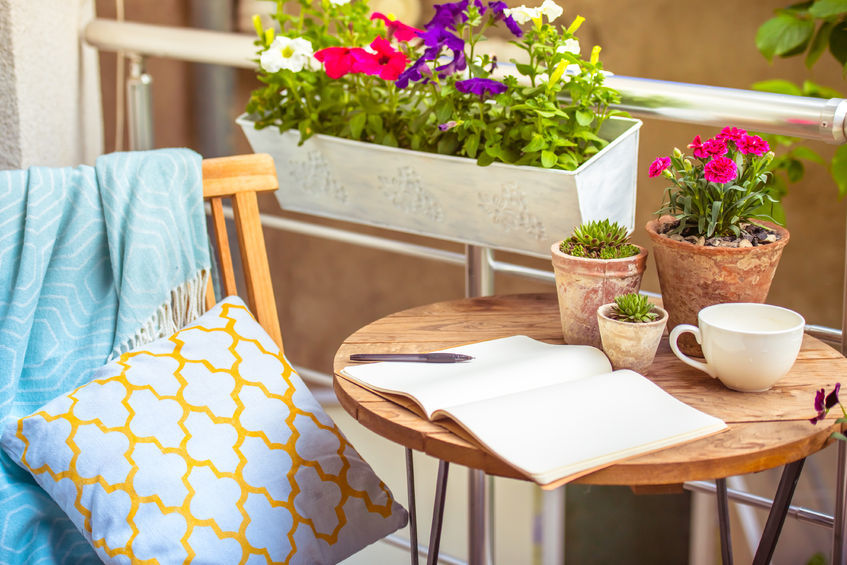 Sizzling home design trends this summer…