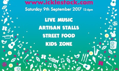 Icklestock Festival - Saturday 9 September 2017