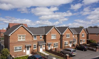 Shifting trends in the English property market