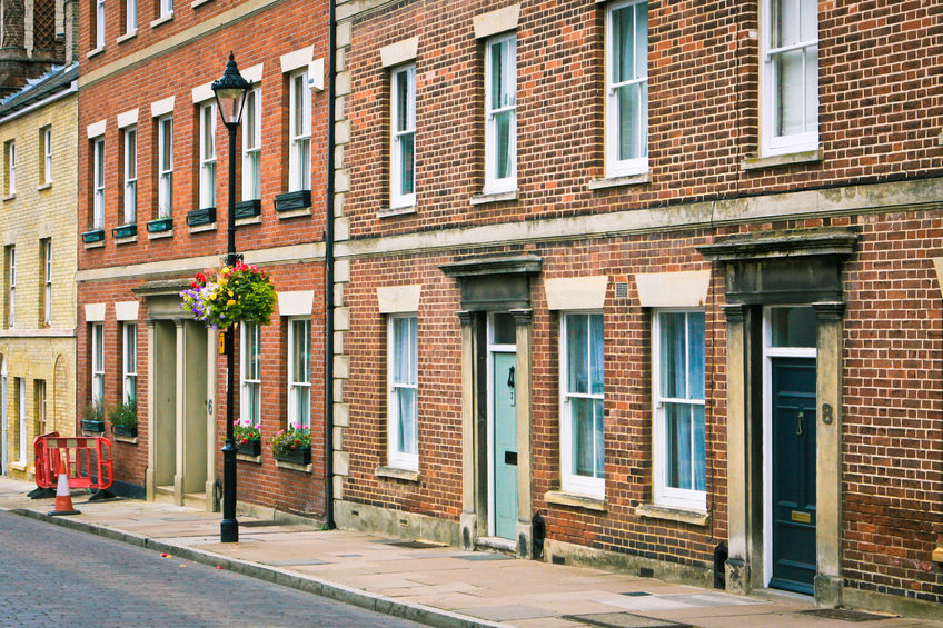 'You can't go wrong with bricks and mortar'