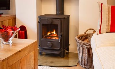Properties for sale with the lure of a wood stove…