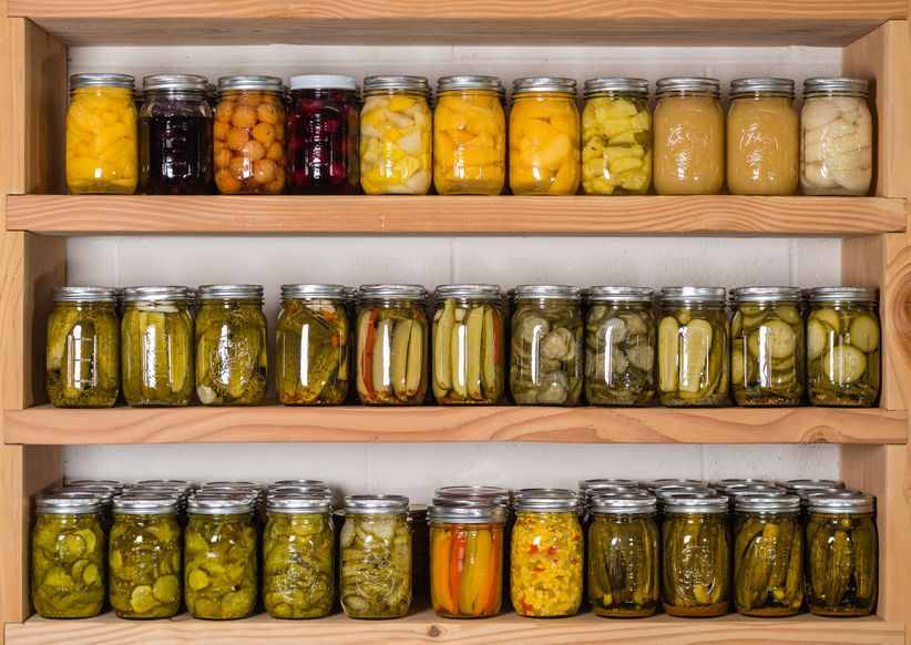 How to create the perfect pantry