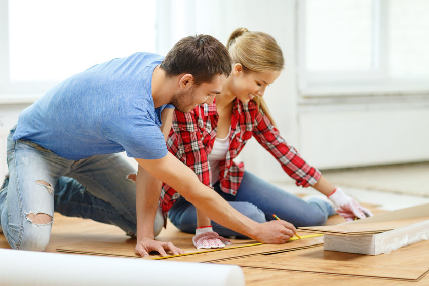 Property Buyers spend around £10,000 updating a new home