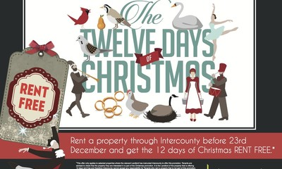 12 days rent free at Christmas