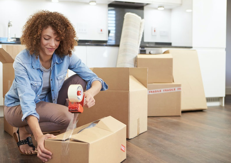 VIDEO - Preparing to move? Here's how in 5 easy steps…