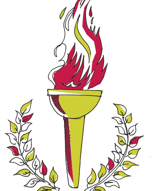 Six Branches Of Intercounty Will Witness The 2012 Olympic Flame