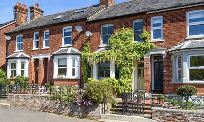 Victorious Victorian cottage in the historic town of Great Dunmow