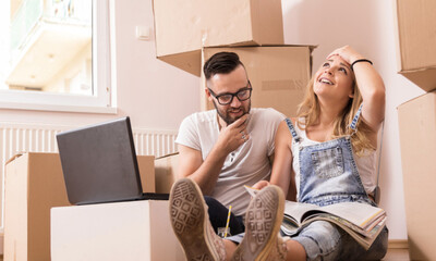 What are the most common reasons for moving home?