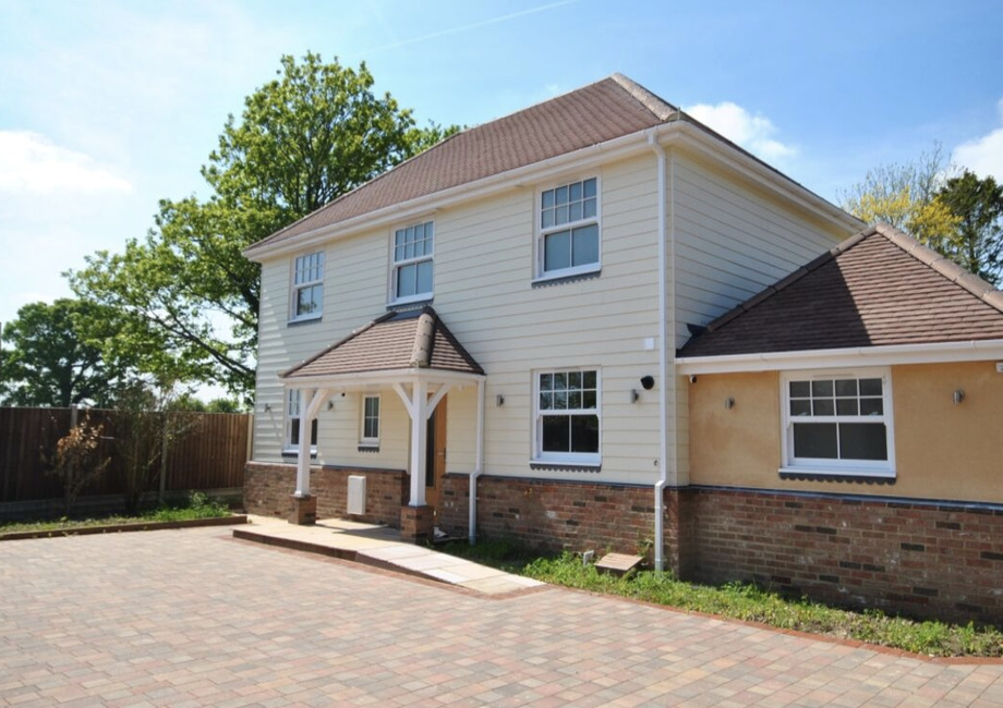 New build properties are becoming much more desirable