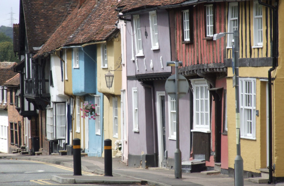 What's not to love about Saffron Walden?