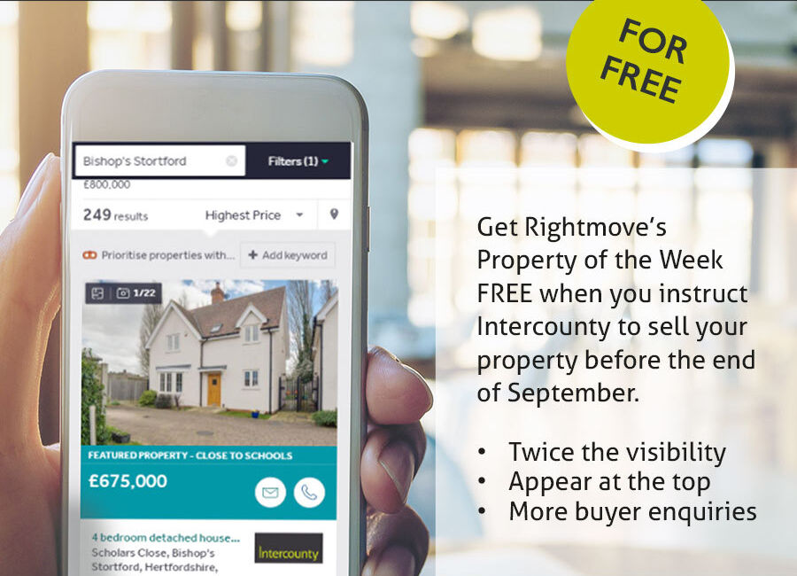 The market is moving - be seen and sell fast with Intercounty
