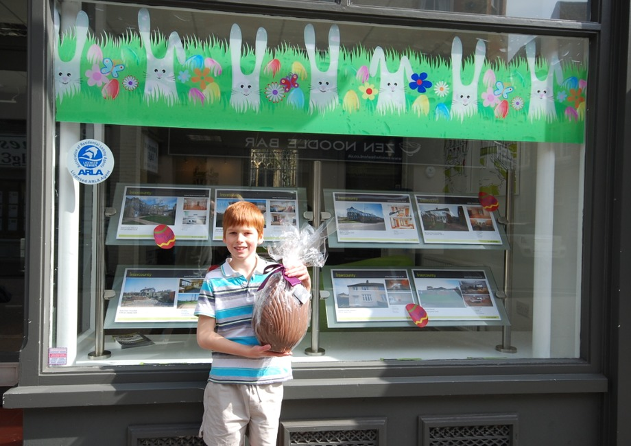 Winner Of Our Chelmsford Interbunny Competition