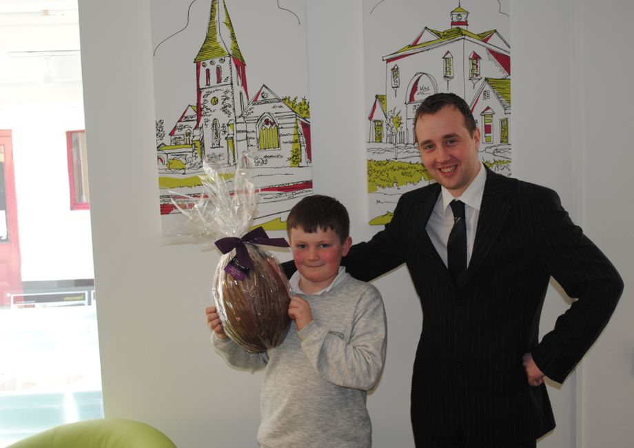 Winner Of Our Braintree Interbunny Competition