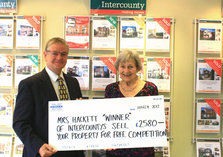 Winners Save Over 2,500 With Intercounty