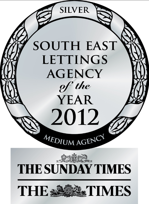 Intercounty Awarded Silver For The Best Lettings Agency