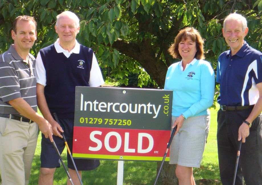 Kids In Need Charity Golf Day Sponsored By Intercounty Bishop's Stortford