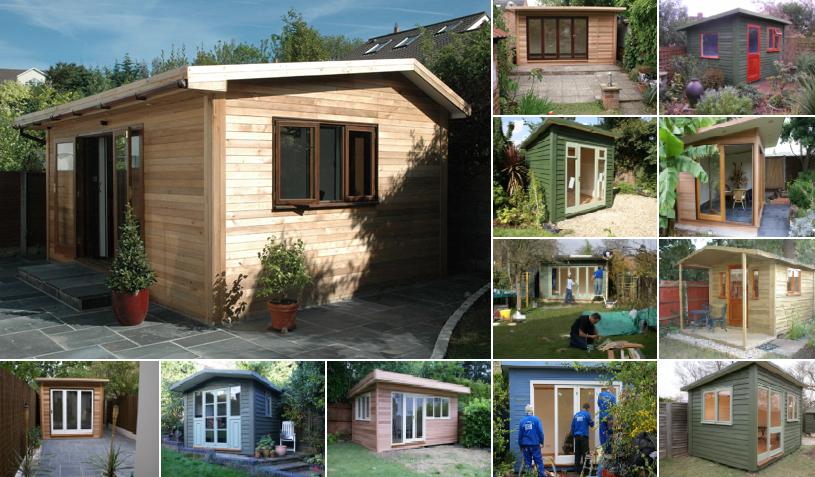 Planning A Garden Home Office? Here Are Some Considerations...