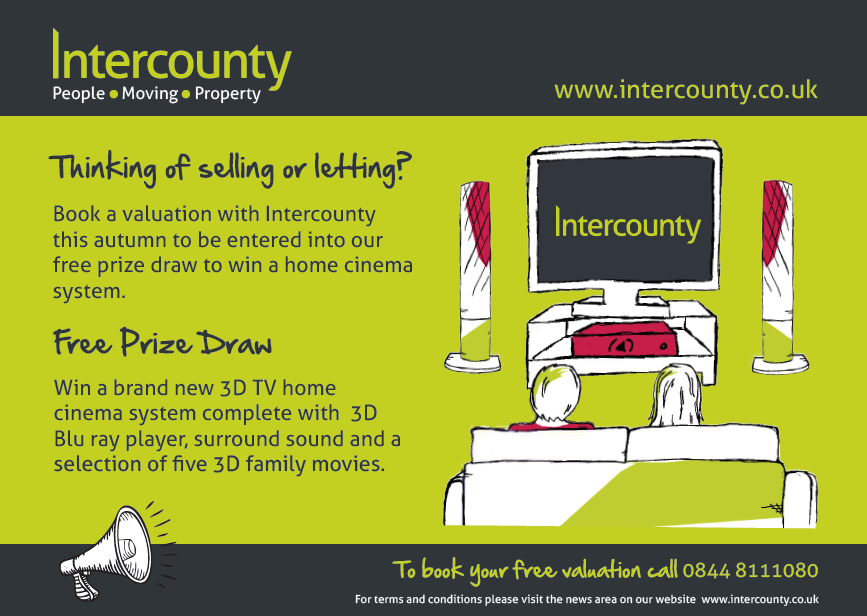 Intercounty Autumn Valuation Prize Draw