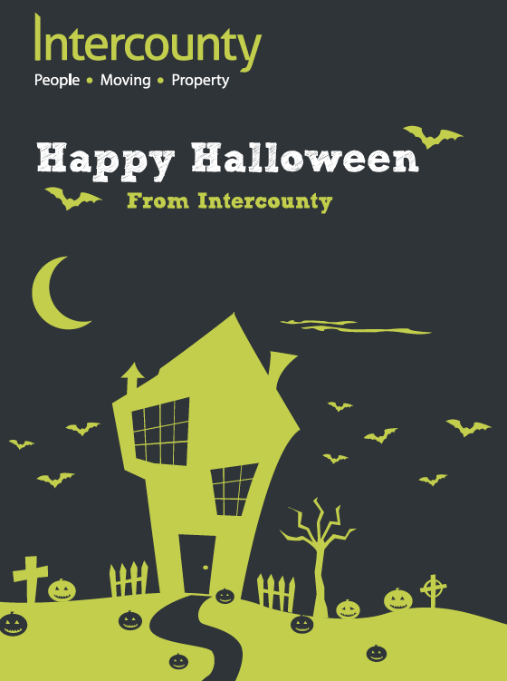 Spooky Goings On At Intercounty...