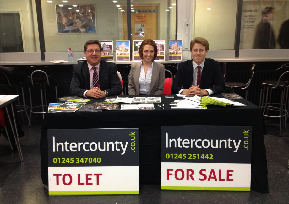 Intercounty Chelmsford Attends The Boswells School's Careers Evening