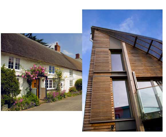 Homes - Old Versus New?