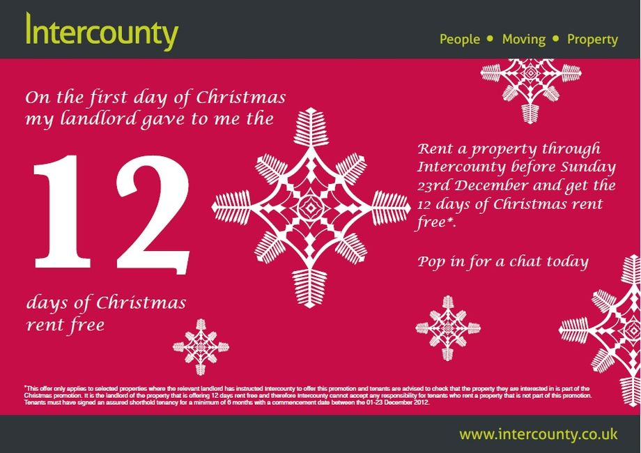 12 Days Of Christmas Terms And Conditions