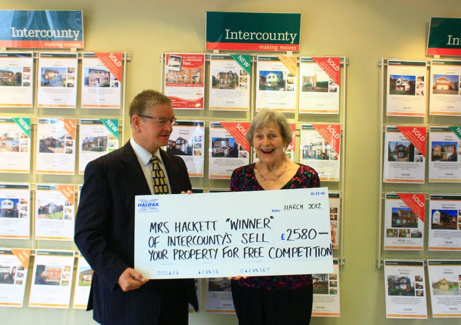 Sell Your Property For Free With Intercounty West Bridgford