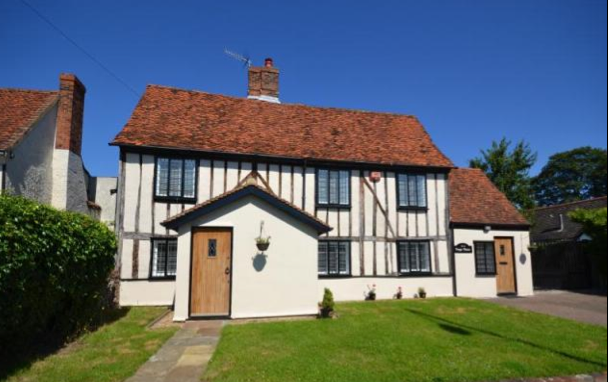 Country Cottages Offer The Perfect Marriage Of Old And New…