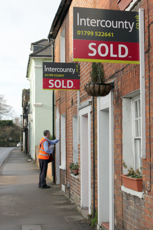 Property Prices Are Rising At The Fastest For 6 Years According To Rics…