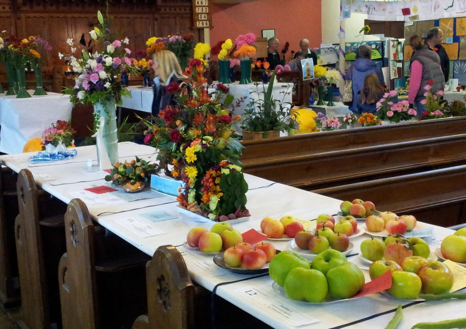 Thaxted Gardening And Craft Show Success