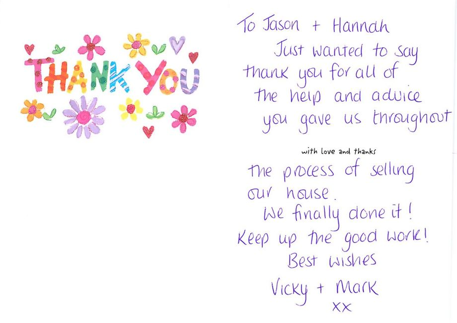 A Great Thank You For Braintree