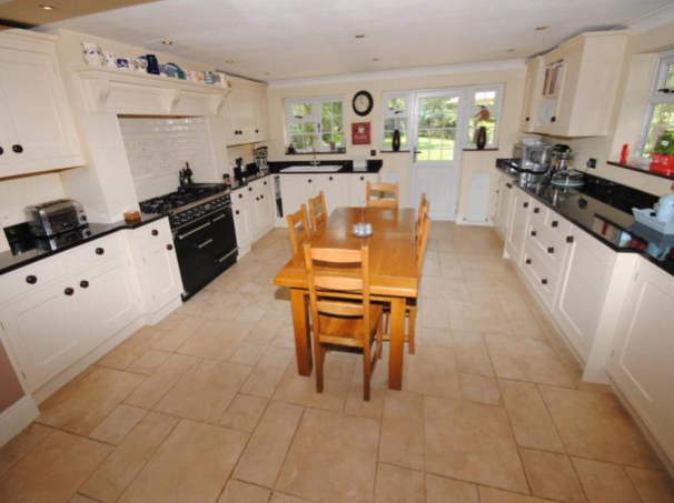 London Kitchen Sizes Shrink, Whereas Country Buyers Dream Of A Large Size Kitchens…